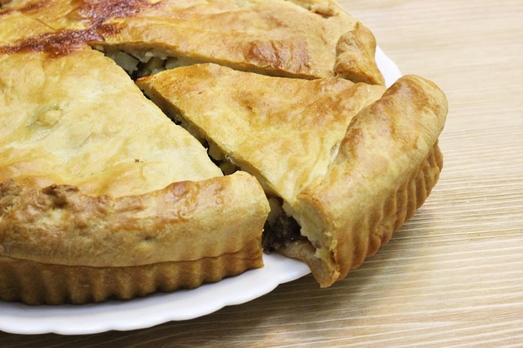 Patates ile kefir kızarmış pies nasıl pişirilir 89