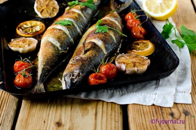 Folyoda kömür üzerinde balık nasıl pişirilir