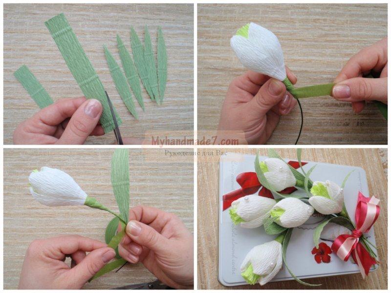 Как сделать букет из мишек своими руками для начинающих фото