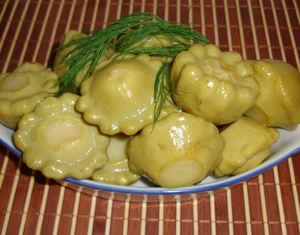 Kışın acı biber nasıl hazırlanır Tuzlanmış, marine edilmiş ve beyazlatılmış yemekler için reçete
