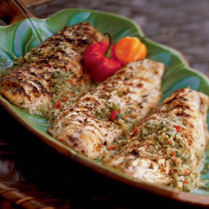 Какую рыбу можно жарить на решетке пошаговое фото