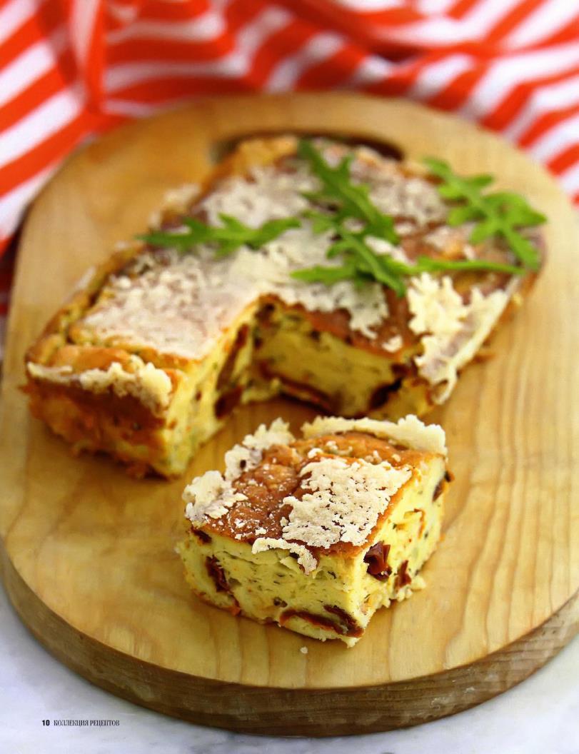 Yumurtasız süzme peynirli güveç ve peynirli kek